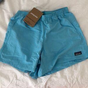 "Women's Size XS Patagonia Baggie Shorts (5"")"